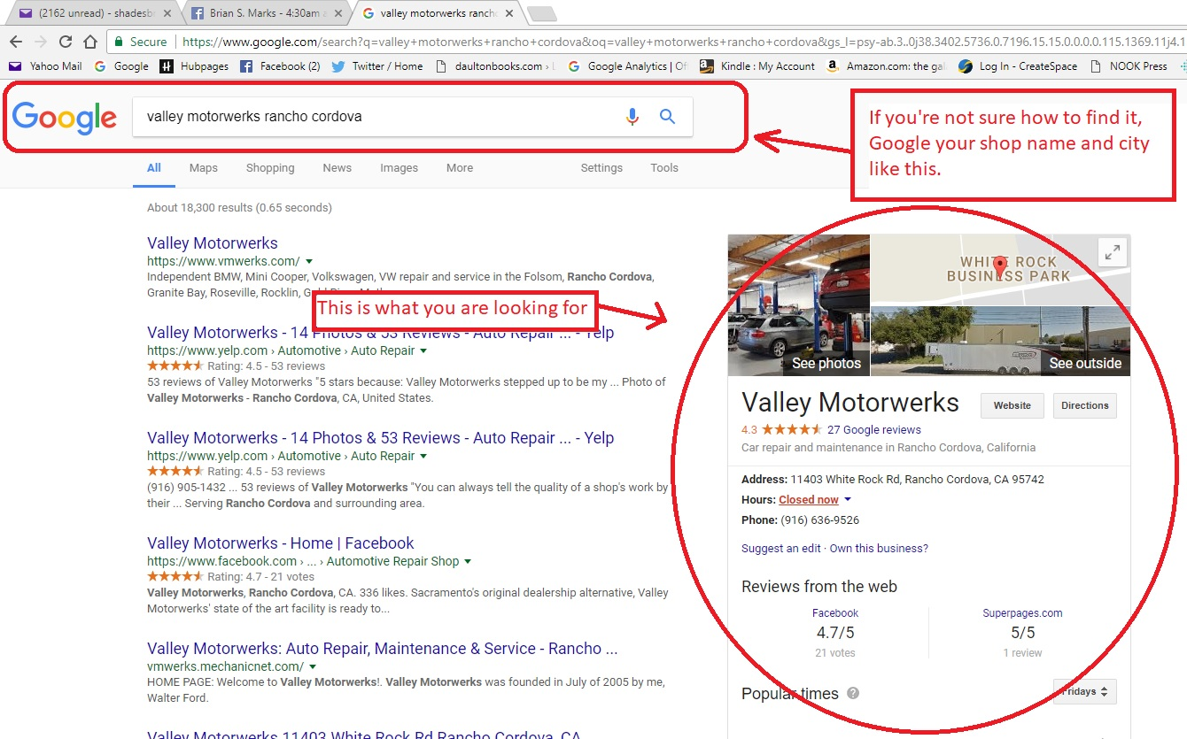 How to Get Your Shop on Google (for Free) and Why You Need