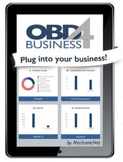 Tablet OBD4